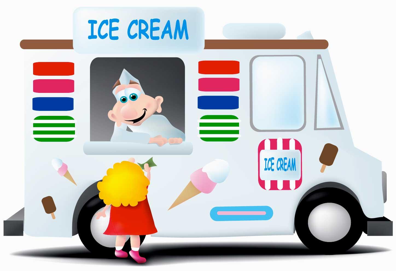 Sweet Somethings Catching The Ice Cream Truck Jody Mace